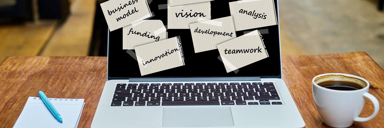 Service de conseil à la création d'entreprise